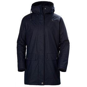 Helly Hansen Moss Isolierter Mantel Damen navy